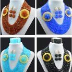 2016 New Arrival Bridal <b>jewelry</b> sets nigerian wedding african beads <b>jewelry</b> set <b>jewelry</b> wedding <b>accessories</b> party
