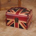 Retro Wood Box Small Portable Storage Box <b>Antique</b> Wooden Handle <b>Jewelry</b> Box Coffee Bar Storage Organizer Copper Nails Home Decor