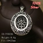 100% Sterling-Silver-<b>Jewelry</b> Pendents Base For women Blank Setting 19*24mm Oval Shape Base Tray Diy <b>Jewelry</b> <b>Accessories</b>