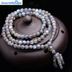 JoursNeige Natural AAA Ice Species Blue Moonlight Beads Stone Buddha for Lovers Crystal Bracelet Multilayer <b>Jewelry</b> <b>Accessories</b>