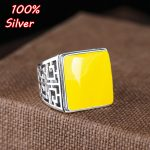 10*14mm 100% 925 Sterling <b>Antique</b> Silver Square retro Ring Blank of the with a diy Mosaic of amber ring