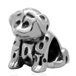 <b>Antique</b> 925 Sterling Silver Scottie Dog Charms Animal Beads fit DIY Chamilia Style Snake Chain Bracelet <b>Jewelry</b>