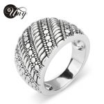UNY Womens <b>Jewelry</b> Rings Designer Fashion Brand David Hardy Ring Femme Vintage Rings Christmas Valentine <b>Antique</b> Gifts Love Ring