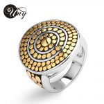 UNY Womens <b>Jewelry</b> Rings Designer Fashion Brand Hardy Dots Ring Femme Vintage Rings Retro Christmas Valentine <b>Antique</b> Gifts Ring