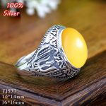 100% 925 sterling silver Adjustable Ring Blank Flame Round Fit 16MM Setting Beads <b>Antique</b> Silver Classical platin