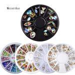 Mixed Glitter Colorful Nail <b>Art</b> Tip Nail <b>Deco</b> Multicolor Crystal Fashion Horse Eye Drop Shinning <b>Jewelry</b> Nail Design Rhinestone