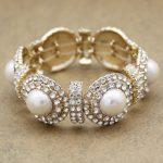 Cowgirl <b>Art</b> <b>Deco</b> 20s Great Gatsby Concho Austria Crystal Cuff Big Bracelet Bangle Women <b>Jewelry</b> Fashion