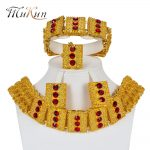 MUKUN Turkey <b>jewelry</b> Big Nigeria Women <b>Jewelry</b> Sets Dubai Gold color <b>jewelry</b> set Bridal Wedding African Beads <b>Accessories</b> Design
