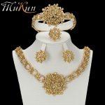 MuKun 2018 Turkish Dubai Gold <b>Jewelry</b> Sets For Women Gold Color Indian <b>Jewelry</b> Sets Costume <b>Jewelry</b> Fashion Women <b>Accessories</b>