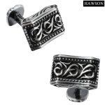 Hawson Vintage <b>Antique</b> Cufflinks Cross Shirt Button For Men Unique Double Sided <b>Jewelry</b> Cuff links