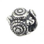 Charms 925 Sterling Silver Dandelion <b>Antique</b> Making Bead Fit Vintage Charm European Style <b>Jewelry</b> DIY Bracelet Necklace