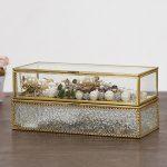 Simple modern phnom penh glass <b>jewelry</b> box European style <b>jewelry</b> collection <b>antique</b> <b>jewelry</b> display rack props
