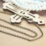 70cm 3*4mm <b>Jewelry</b> Vintage Chain <b>Antique</b> Bronze chain,Copper/Metal Chain with Lobster clasp 20pcs/lot Free shipping~!