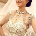 <b>Jewelry</b> Colares Femininos Hot Selling Luxious Bridal Shoulder Chain Necklace Bride Wedding Dress Party <b>Accessories</b>