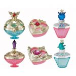 Sailor Moon <b>Antique</b> <b>Jewelry</b> Case Capsule Vol. 2 Set of 6 Gashapon Japan Anime Collectible Mascot Toys 100% Original
