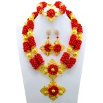 Amazing Fashion African <b>Jewelry</b> Sets Red Costume Women Crystal Party Events <b>Jewelry</b> <b>Accessories</b> Free Shipping