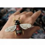 eManco Wholesaler Enamel Animal & Insect Butterfly Brooches Pins for Women Vintage Brooch Clothing <b>Accessories</b> Fashion <b>Jewelry</b>