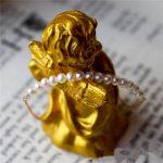 Customize <b>Handmade</b> Natural freshwater pearls Bracelets Personalized Gold Wrap Fillde Bangles Vintage <b>Jewelry</b> Bracelet for Women