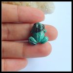 Carved Tortoise Natural Stone Turquoise <b>Handmade</b> Gemstone Cabochon 19x16x6mm 2.15g Fashion <b>Jewelry</b> Pendant Accessories