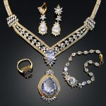 Big Style Luxury 4 pieces <b>Jewelry</b> sets for Wedding Party <b>Necklace</b> Earrings Ring Bracelet Free size CZ Zircon Quality Bride Set