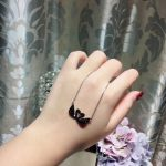 Hot Selling Romantic Lover Gift Trendy Designer Shiny Zircon Swan Couple Pendant Quality 925 Sterling <b>Silver</b> Chain <b>Necklace</b>