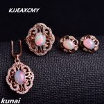 KJJEAXCMY Fine <b>jewelry</b>, Multicolored <b>jewelry</b> 925 <b>silver</b> inlay natural opal female suits simple wholesale