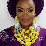Nigerian Necklace Beads Jewelry Set Yellow African jewelry Set Beads Plated <b>Silver</b> Balls Dubai Jewelry Sets Free Shipping 2018