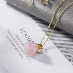 New Genuine 100% 925 Sterling <b>Silver</b> Pendant <b>Necklace</b> For Women Elegance Pink Crystal Original Wedding <b>Necklace</b> Fine Jewels