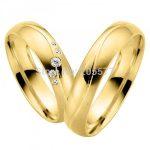 vogue fashion <b>jewelry</b> yellow gold plating <b>handmade</b> titanium wedding anniversary gift couples rings