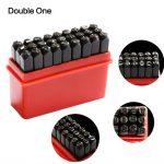 27pcs/set Letter & Steel Stamp Die Punch Tool Set Metal Case <b>Jewelry</b> <b>Making</b> Tools