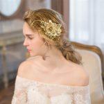 Crystal Rhinestone Hair Combs Flower Hair Clips for Wedding Women <b>Jewelry</b> Hair Accessories Bridal Comb Girl Headwear Hair Sticks