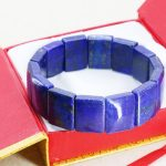 Accessories Lapis lazuli Square 18cm Bracelet Crafts Beads Semi Finished Stones Balls Gifts <b>Jewelry</b> <b>Making</b> Girl Gift 15x20mm