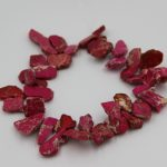 Full Strand Pink Sediment Imperial Emperor Beads, Gems Stone Beads One Strand 15″/Diy For <b>Jewelry</b> <b>Making</b>, AAA Quality