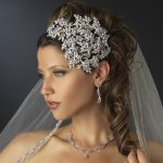 Gorgeous Clear Crystal <b>Wedding</b> <b>Jewelry</b> Bridal Tiara <b>Wedding</b> Headband Princess Bridesmaids Headpieces Hair accessories Women
