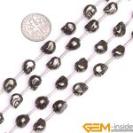14x18mm Carved Skull Silver Gray Pyrite Beads Natural Pyrite Stone DIY Beads For <b>Jewelry</b> <b>Making</b> Strand 15 Inches Wholesale!
