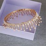 Baroque Queen Bride Tiara Crown For Women <b>handmade</b> Headdress Prom Bridal Wedding Tiaras and Crowns Hair <b>Jewelry</b> Accessories