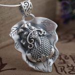 FNJ 925 Silver Pixiu Pendant 100% Pure S925 Solid Thai Silver Animal Pendants for Women Men <b>Jewelry</b> <b>Making</b>
