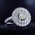 Luxury GIA Diamond Women Engagement Ring 1.51+2.272ct Natural Diamond <b>Jewelry</b> 18K White Gold or Platinum <b>Handmade</b> Wedding Band