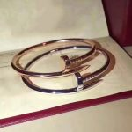 Hot Sell Brand Pure 925 Sterling <b>Silver</b> Jewelry For Women Rose Gold Nail Bangle Jewelry <b>Silver</b> Nail <b>Bracelet</b> Classic Top Quality