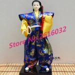 30cm Samurai Japanese humanoid Doll Restaurant <b>supplies</b> gift <b>jewelry</b> ornaments Home Furnishing Restaurant #3613