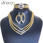AYAYOO <b>Jewelry</b> Sets Vintage African Beads <b>Jewelry</b> Set Trendy Rope Ethiopian Bridal Costume Women Wedding Indian <b>Jewelry</b> Set