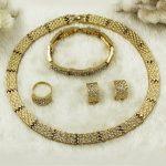 Wholesale Liffly Motorcycle <b>Jewelry</b> Sets Charms Chunky Chain Necklack Bracelets Dubai <b>Jewelry</b> sets African Beads <b>Jewelry</b> Sets