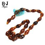 BOJIU DIY Chain Links Accessories For <b>Jewelry</b> <b>Making</b> 1M Resin Connectors Link Chain Findings <b>Making</b> Bag Chains Necklaces NK1065