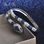 Jin&Ju 2017 Snake Deign Different Patterns <b>Bracelet</b> Bangles Vintage Style For Women Day Gift Jewelry