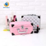 Portable Woman <b>Jewelry</b> Box Travel Storage Bags Makeup Case Toiletries Makeup Tool Organizer Accessories <b>Supplies</b> Cosmetics Boxes