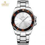 Famous Brand Watches Ladies Female Quartz Clock <b>Silver</b> Watches Ladies Fashion Ladies Dress Watches Relogio Feminino