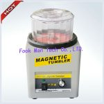 KT185 Electro Magnetic Polishing Machine,suitable for platinum polishing and stainless steel deburring,<b>Jewelry</b> Making <b>Supplies</b>