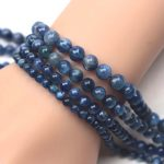round kyanite stone beads natural GEM stone beads DIY loose beads for <b>jewelry</b> <b>making</b> strand 15″ free shipping wholesale !