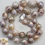 KASUMI PEARL NECKLACE 45CM STERLING <b>earring</b>