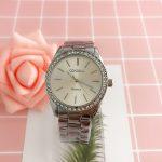 CONTENA Women <b>silver</b> Watch Elegant <b>Bracelet</b> Stainless Steel Wristwatch Friendship Quartz-watch Female Relogio Feminino